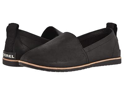 SOREL Ellatm Slip-On (Black) Women