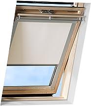 Victoria M. - Estor para ventana abuardillada Velux/GHL S08, beige