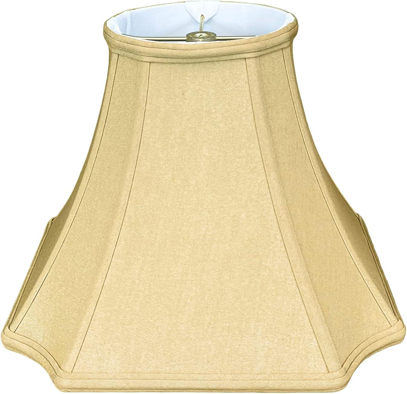 Royal Max 75% OFF Designs Square Inverted Cut Mail order cheap Basic Antiq Corner Lamp Shade