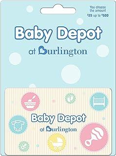 Baby Depot at Burlington Gift Card