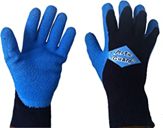 BAGG ARCTIC GUARD Cold Weather Grip Glove (Blue, Large)