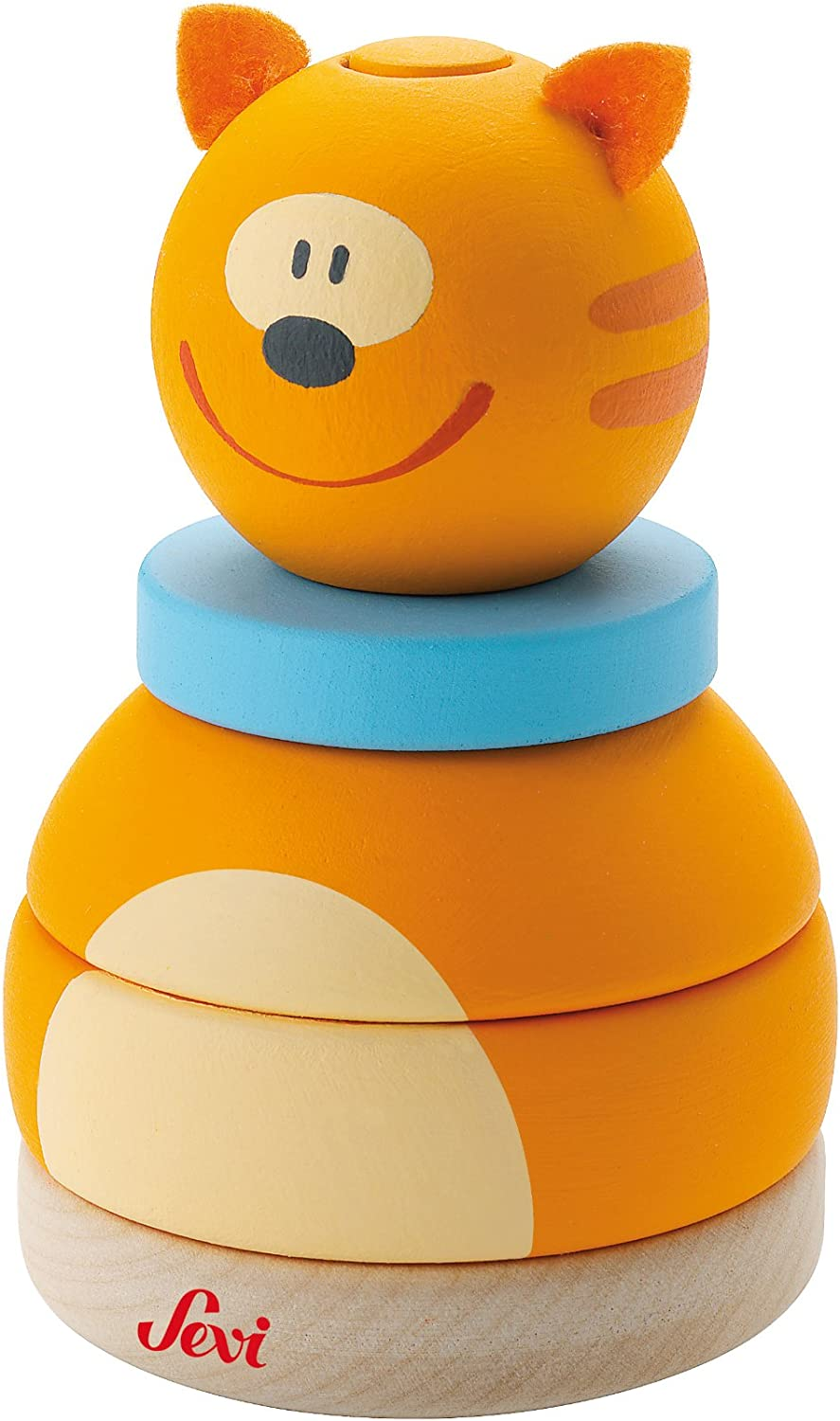 (Cat)  Sevi Stacking Building Toys (Cat)