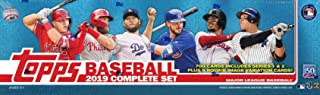 Topps 2019 Baseball Complete Set Retail Edition