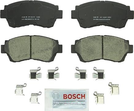 Bosch BC476 QuietCast Premium Ceramic Disc Brake Pad Set For Lexus: 1992-96 ES300, 1990-92 LS400, 1992-98 SC300; Toyota: 1995-97 Avalon, 1992-01 Camry, 1994-99 Celica, 1998-03 Sienna; Front
