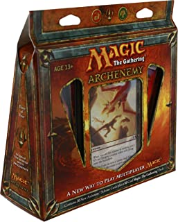 Magic Archenemy Scorch The World With Dragonfire