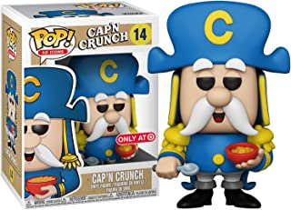 Best cap n crunch pop vinyl Reviews