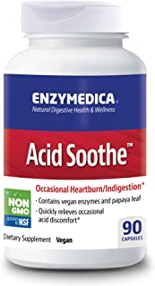 Sponsored Ad - Enzymedica, Acid Soothe, Promotes Relief from Heartburn and Indigestion While Helping to Strengthen The Sto...