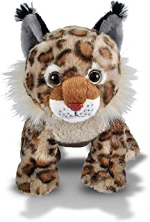 Wild Republic Bobcat Plush, Stuffed Animal, Plush Toy, Gifts for Kids, Cuddlekins 12 Inches