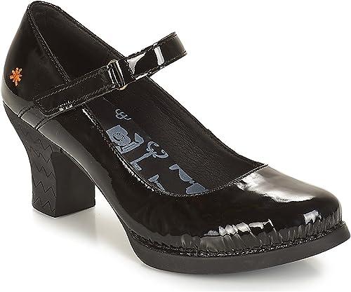 zapatos ART 0933C Charol negro Harlem