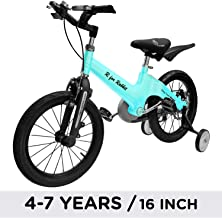 R for Rabbit Tiny Toes Rapid Bicycle- Smart Plug and Play Cycle for Kids for 4 Years to 7 Years(16 inch)