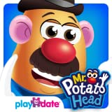 Delightful, cinematic animations and interactive moments with MR. and MRS. POTATO HEAD on every page! User-driven story with costume and parts changes. Eight fun locations, including the Parts Emporium, the ocean, outer space, a junk yard, a construc...