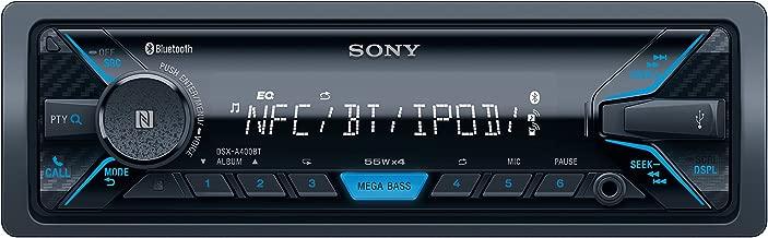 Sony DSXA400BT Digital Media Receiver with Bluetooth (Black)
