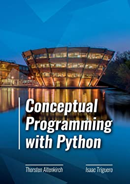 Conceptual Programming with Python