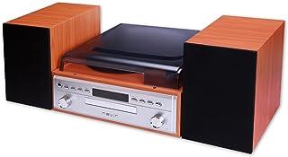 Nevir NVR-808VBUCS tocadisco - Tocadiscos (Tocadiscos de