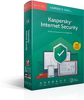 Kaspersky Lab Internet Security 2019 Base license 3 licencia(s) 1 año(s) Holandés, Francés - Seguridad y antivirus (3 licencia(s), 1 año(s), Base license, Soporte físico)