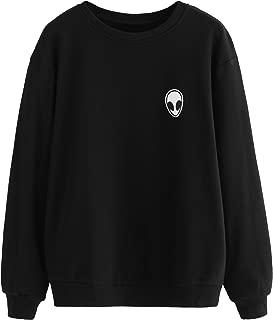 Best black alien sweatshirt Reviews