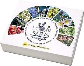 SET DE FLORES DE BACH, 38 Flores + 2 Remedio Rescate de 10 ml.