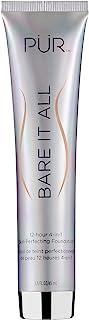PUR Cosmetics Bare It All 4-in-1 Skin Perfecting Foundation, Blush Medium, 8.6 g