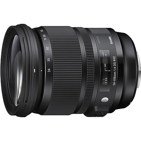 SIGMA 24-105mm F4 DG OS HSM   Art A013   Sigma SAマウント   Full-Size/Large-Format