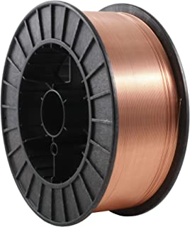ER70S-6 - MIG Mild & Low Alloy Steel Welding Wire - 44 Lb x 0.035