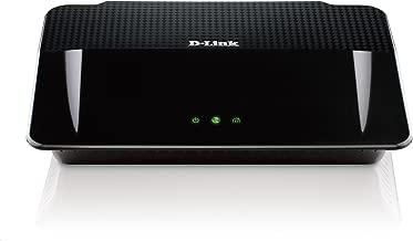 D-Link Wireless N300 PowerLine Adapter AV500 Gigabit Router (DHP-1565)