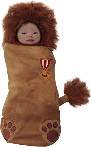 alta calidad general Princess Princess Princess Paradise The Wizard Of Oz Cowardly Lion Newborn Swaddle - 0 - 3 months by Princess Paradise  buena calidad