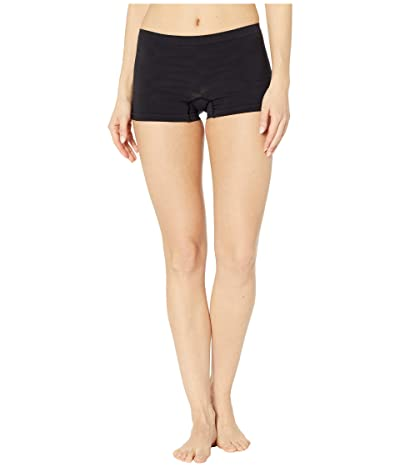 Smartwool Merino Seamless Boyshorts (Black) Women