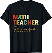 Math Teacher shirt I'm A Math Teacher T-Shirt