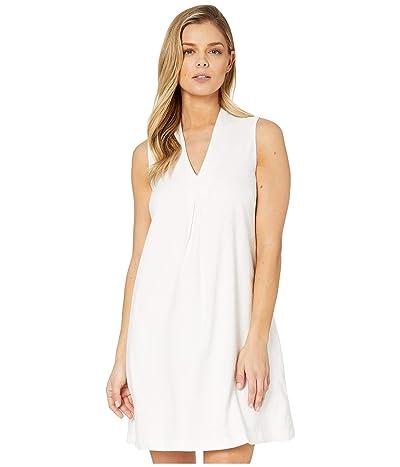 Tommy Bahama Daphne Shift Dress Sleeveless (White) Women