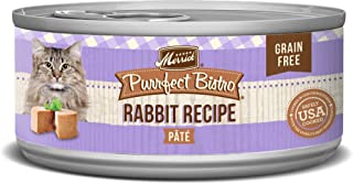 Merrick Purrfect Bistro Grain Free Cat Recipes Rabbit Pate