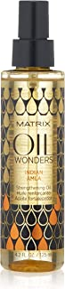 Matrix Oil Wonders Indian Amla Strengthening Oil for Fragile Hair, 4.2 Fl Oz