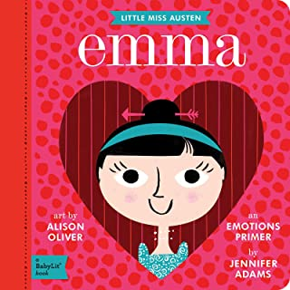 Emma: A BabyLit® Emotions Primer (BabyLit Primers)