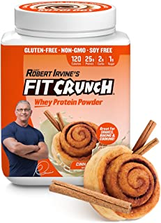 cinnamon crunch protein powder recipes