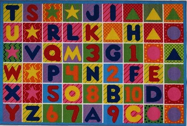 Fun Rugs FT 2011 P 3147 Fun Time Area Rug 31 X 47 Multicolor