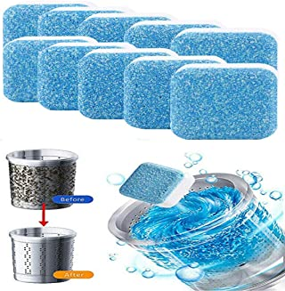 10-Piece Zoreni Effervescent Tablet Washer Cleaner