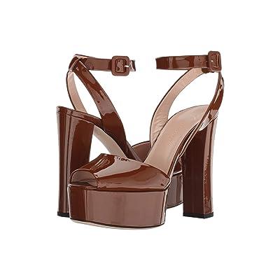 Giuseppe Zanotti Betty Platform Sandal (Ver Wood) Women