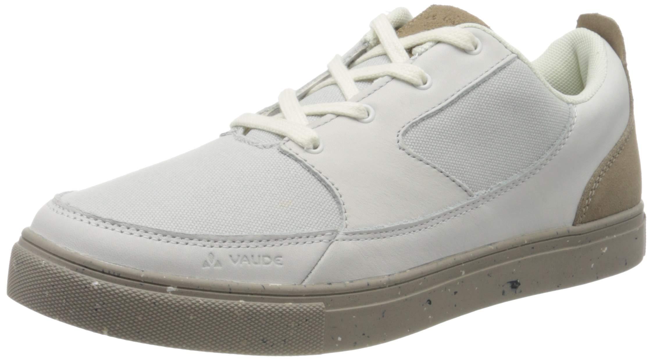 VAUDE Herren Men's UBN Redmont Sneaker, Offwhite, 43 EU