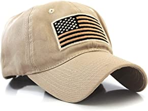 Pit Bull US Flag Patch Tactical Style Cotton Trucker Baseball Cap Hat Army Green