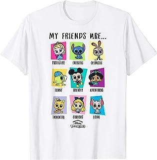 Disney Pixar Doorables Yearbook Personalities T-Shirt