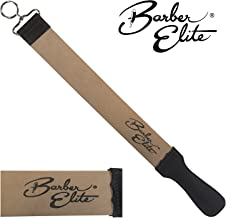 Barber Elite Genuine Leather Sharpening and Honing Strop 19.75