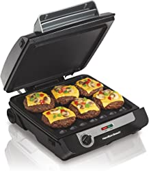 Hamilton Beach Indoor Grill and Electric Griddle