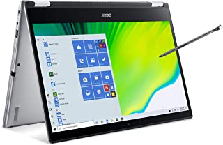 """Acer Spin 3 2In1 Intel Core i3-1005G1 Dual Core Upto 3.40GHz/4GB/256GB SSD/Intel UHD Graphics/14"""" FHD IPS SlimBezel Touch ..."""