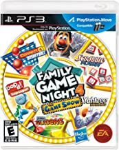 family game night on wii
