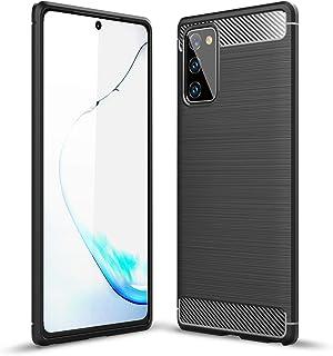 جراب Wuzixi لهاتف Samsung Galaxy Note20 5G.تصميم كم سيليكون ناعم، مقاوم للصدمات ومتين، غطاء لهاتف Samsung Galaxy Note20 5G...