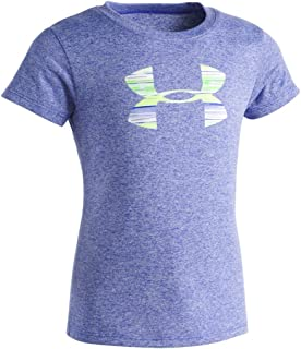 Girls' Wordmark Logo Short Sleeve Tee