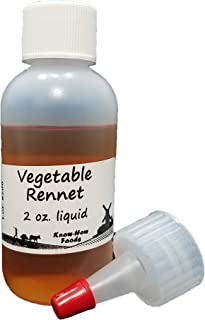 Liquid Vegetable Rennet (2x, double strength) (2 oz.)
