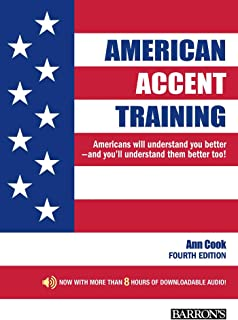American Accent Training: With Online Audio