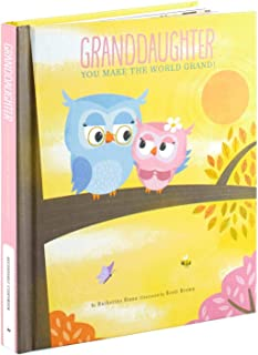 Hallmark Granddaughter You Make The World Grand! Recordable Storybook Recordable Storybooks Juvenile Fiction