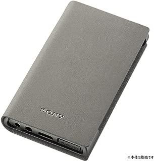 ソニー SONY ウォークマン純正アクセサリー NW-A100シリーズ専用 ソフトケース アッシュグリーン CKS-NWA100 G
