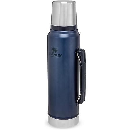 grün Stanley Classic Vakuum-Flasche Hammerschlag 0,47ltr